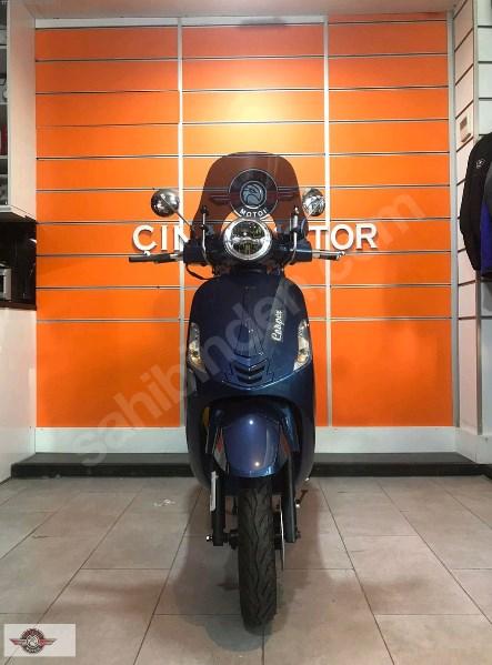 Falcon Copper 50 2021 Model Sıfır Kilometre Senetle Motosiklet 1
