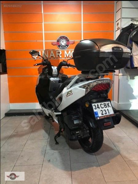 Daelim S3 Advance 250 2018 Model İkinci El Senetle Motosiklet 5