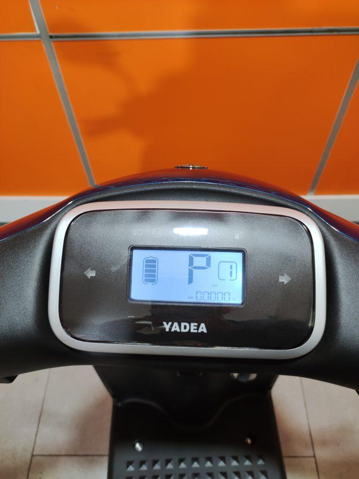 Yuki YK-50 Spark 2021 Model Sıfır Kilometre 2100 W Elektrikli 9