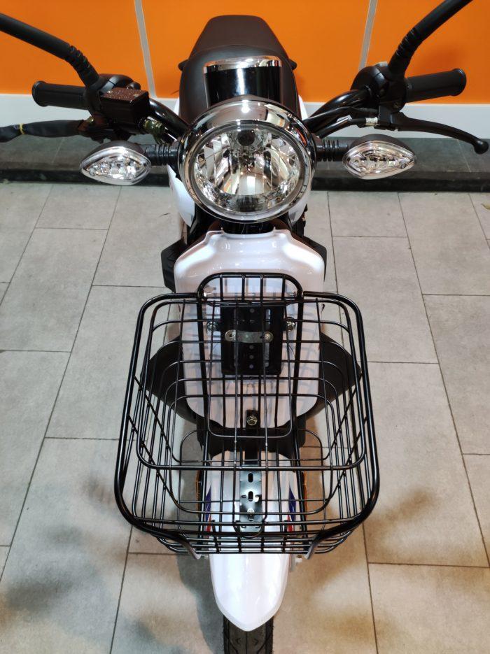 Yuki QM50QT-6E Snoopy 2021 Model Sıfır Kilometre Senetle Motosiklet 9