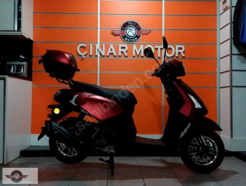 Çınar Motosiklet - Senetle Motosiklet Satışının Doğru Adresi 110