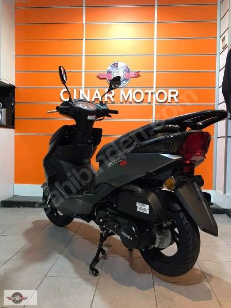 Arora Freedom 50 2021 Model Sıfır Kilometre Senetle Motosiklet 5