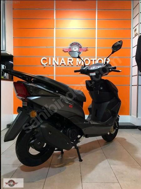 Arora Freedom 50 2021 Model Sıfır Kilometre Senetle Motosiklet 4