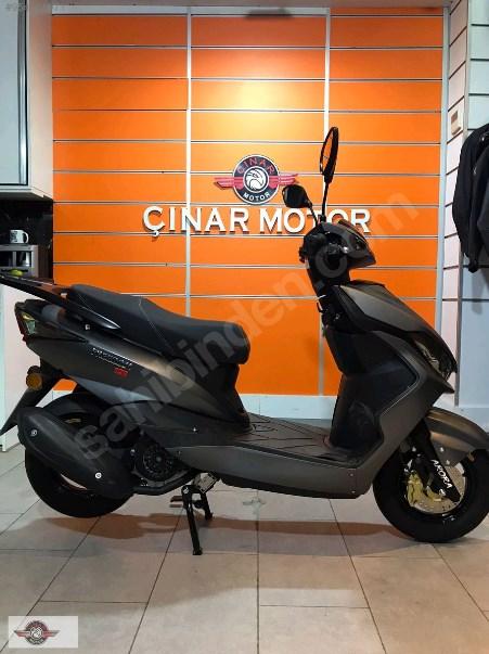 Arora Freedom 50 2021 Model Sıfır Kilometre Senetle Motosiklet 3