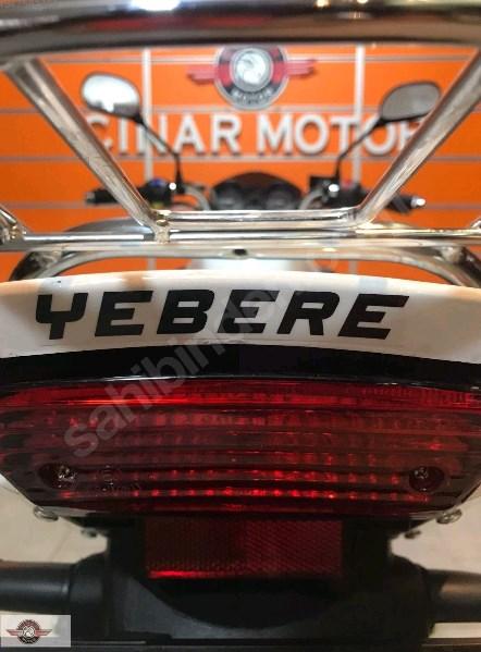 Arora AR 125-48 Yebere 2021 Model Sıfır Kilometre Senetle Motosiklet 12