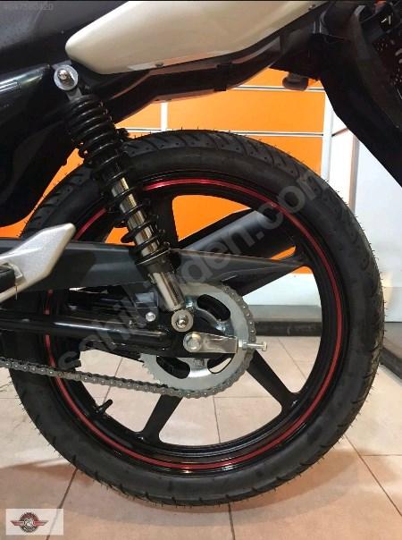 Arora AR 125-48 Yebere 2021 Model Sıfır Kilometre Senetle Motosiklet 9