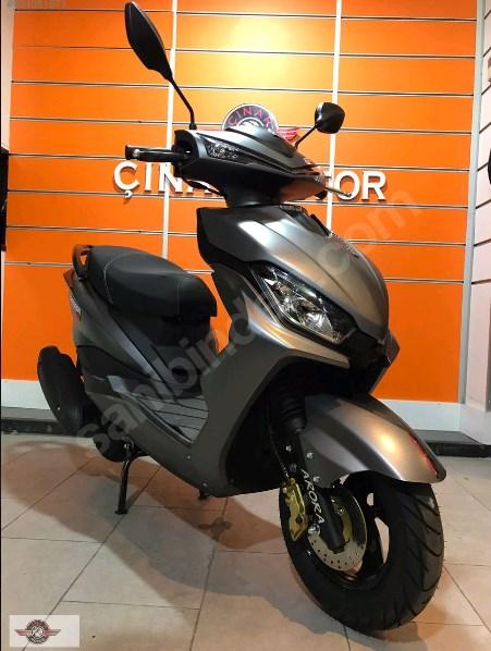 Arora Freedom 50 2021 Model Sıfır Kilometre Senetle Motosiklet 12