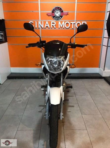 Arora AR 125-48 Yebere 2021 Model Sıfır Kilometre Senetle Motosiklet 4