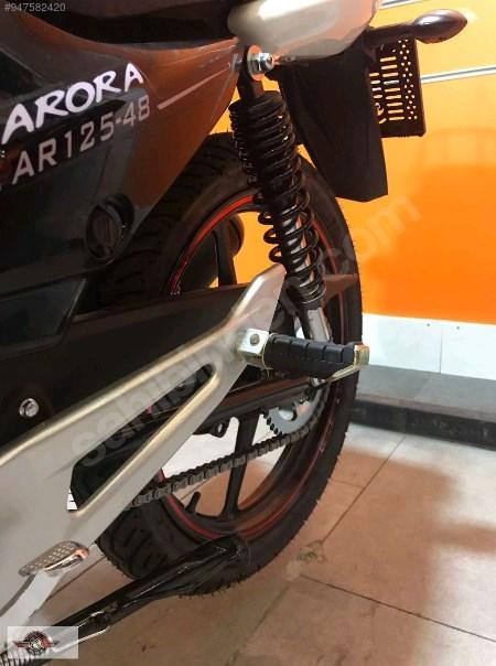 Arora AR 125-48 Yebere 2021 Model Sıfır Kilometre Senetle Motosiklet 3