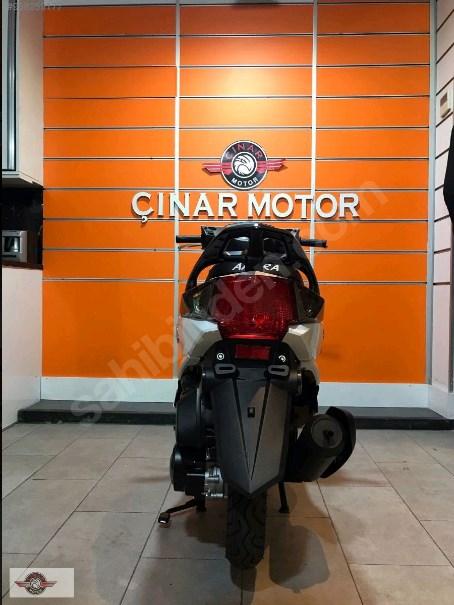 Arora Freedom 125 2021 Model Sıfır Kilometre Senetle Motosiklet 7