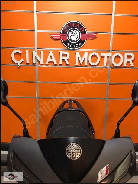Arora Freedom 50 2021 Model Sıfır Kilometre Senetle Motosiklet 11
