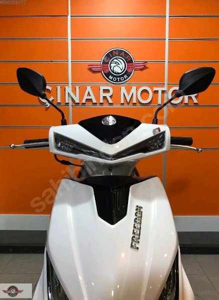 Arora Freedom 125 2021 Model Sıfır Kilometre Senetle Motosiklet 6