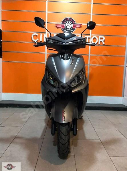 Arora Freedom 50 2021 Model Sıfır Kilometre Senetle Motosiklet 10
