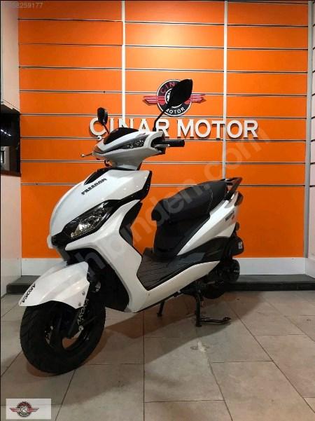 Arora Freedom 125 2021 Model Sıfır Kilometre Senetle Motosiklet 4