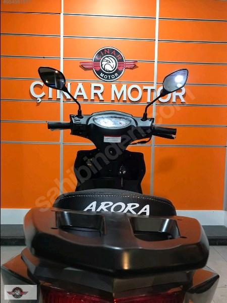 Arora Freedom 50 2021 Model Sıfır Kilometre Senetle Motosiklet 7