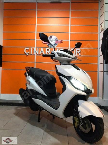 Arora Freedom 125 2021 Model Sıfır Kilometre Senetle Motosiklet 2