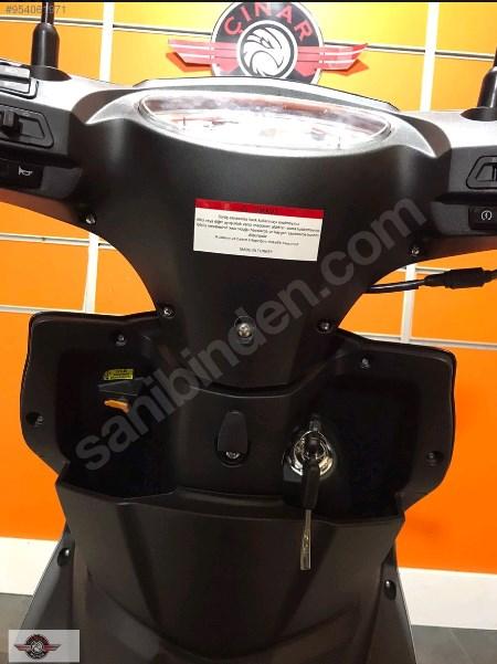 Arora Freedom 50 2021 Model Sıfır Kilometre Senetle Motosiklet 6
