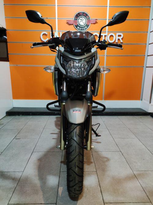 TVS Apache RTR 200 2020 Model Sıfır Kilometre Senetle Motosiklet 5