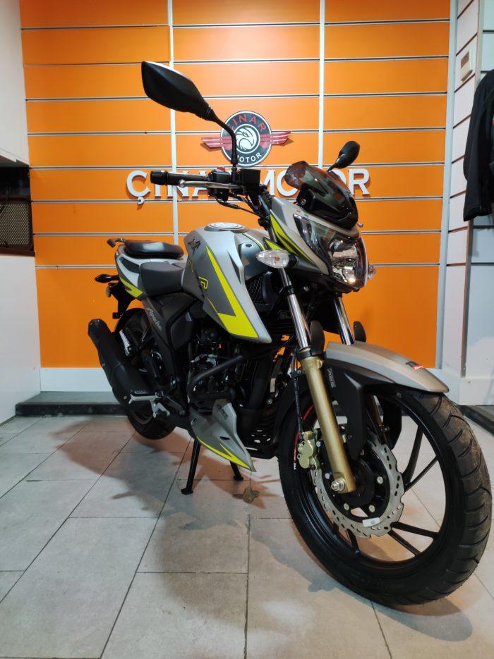 TVS Apache RTR 200 2020 Model Sıfır Kilometre Senetle Motosiklet 4