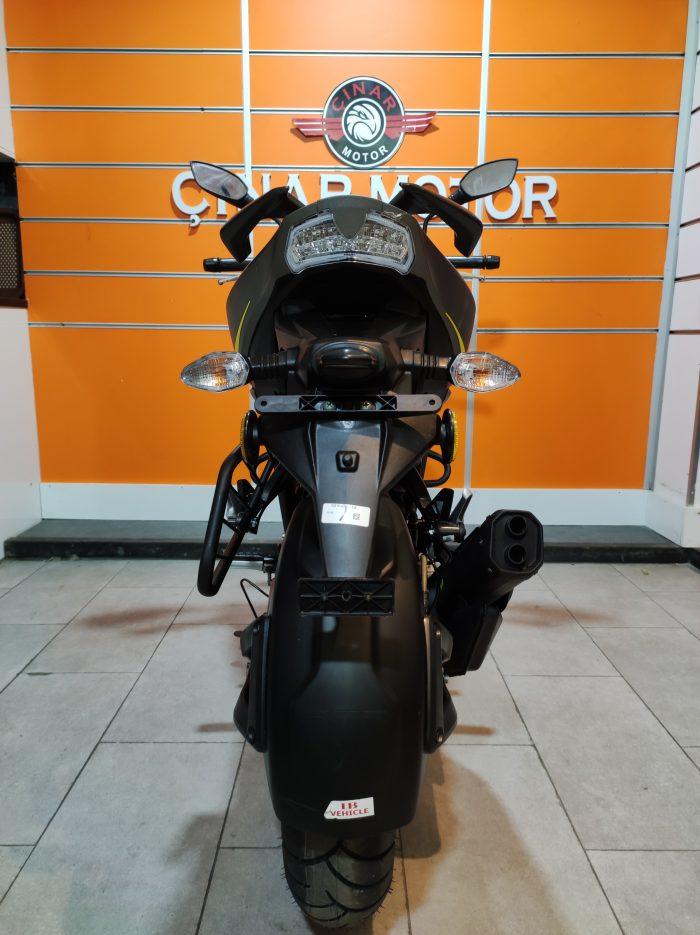 TVS Apache RTR 200 2020 Model Sıfır Kilometre Senetle Motosiklet 8