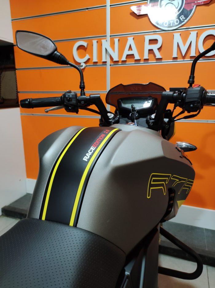 TVS Apache RTR 200 2020 Model Sıfır Kilometre Senetle Motosiklet 10
