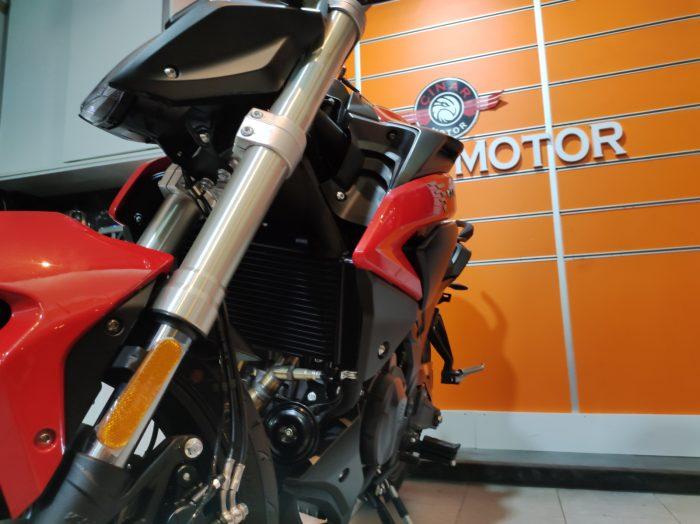 Voge 500R 2021 Model Sıfır Kilometre Senetle Motosiklet 5