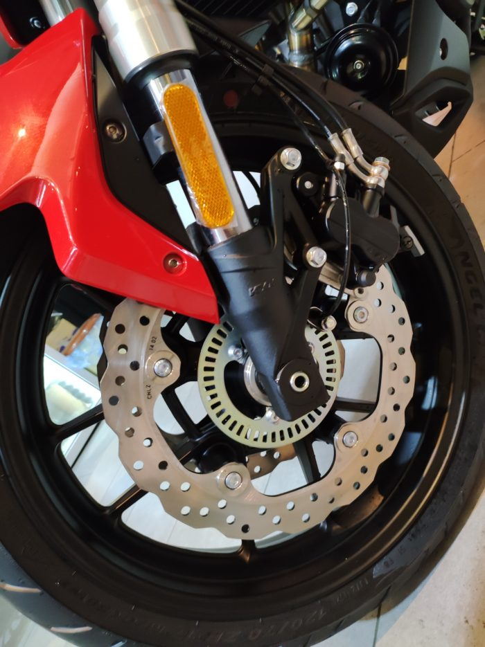 Voge 500R 2021 Model Sıfır Kilometre Senetle Motosiklet 6