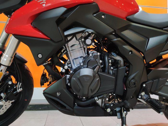 Voge 500R 2021 Model Sıfır Kilometre Senetle Motosiklet 11