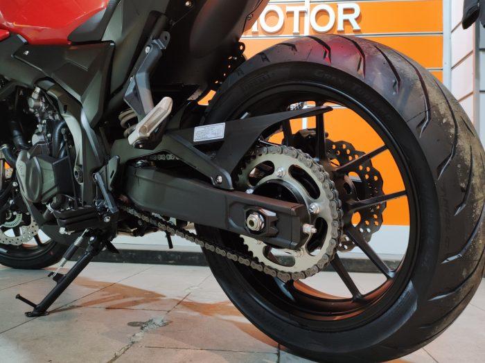 Voge 500R 2021 Model Sıfır Kilometre Senetle Motosiklet 14