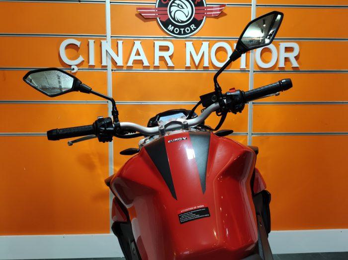 Voge 500R 2021 Model Sıfır Kilometre Senetle Motosiklet 23