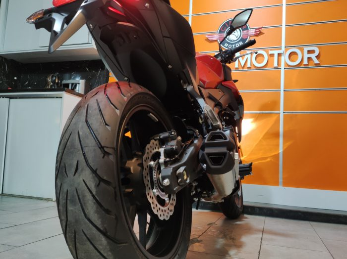 Voge 500R 2021 Model Sıfır Kilometre Senetle Motosiklet 24