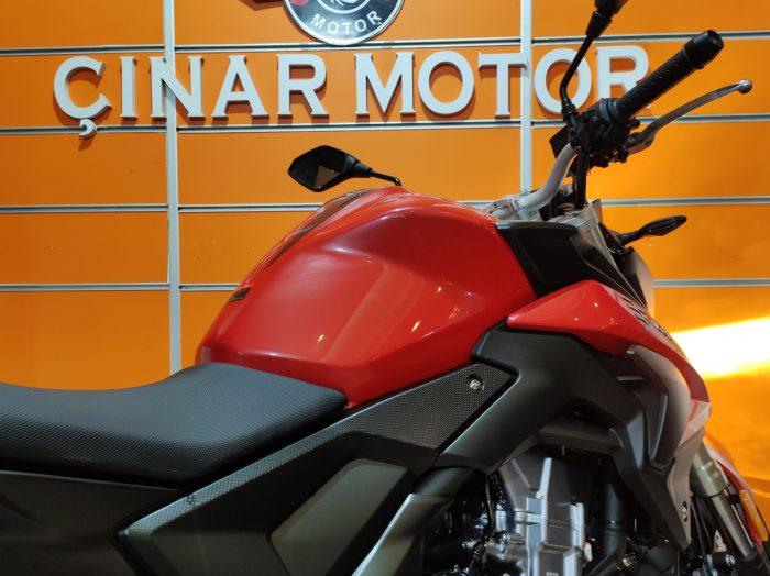 Voge 500R 2021 Model Sıfır Kilometre Senetle Motosiklet 25