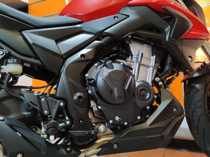 Voge 500R 2021 Model Sıfır Kilometre Senetle Motosiklet 26
