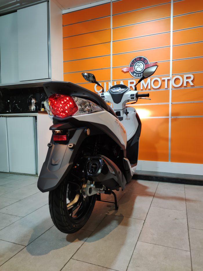 SYM Symphony ST 200i ABS 2021 Model Sıfır Kilometre Senetle Motosiklet 2