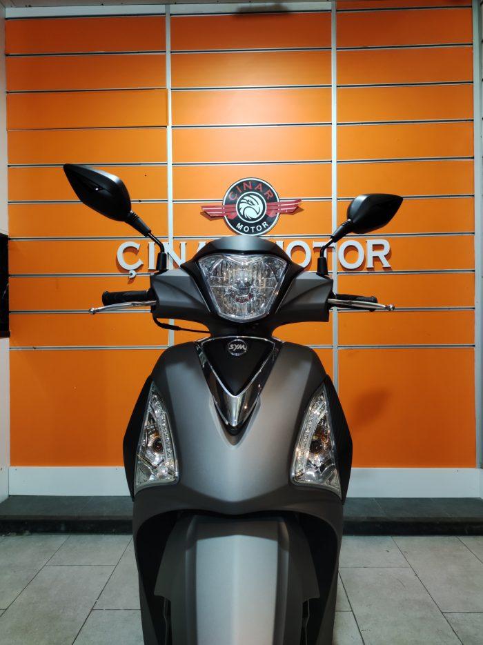 SYM Symphony ST 200i ABS 2021 Model Sıfır Kilometre Senetle Motosiklet 4