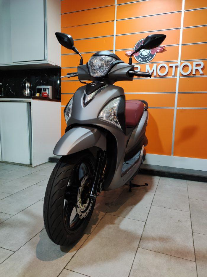 SYM Symphony ST 200i ABS 2021 Model Sıfır Kilometre Senetle Motosiklet 5