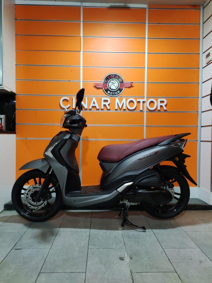 SYM Symphony ST 200i ABS 2021 Model Sıfır Kilometre Senetle Motosiklet 9