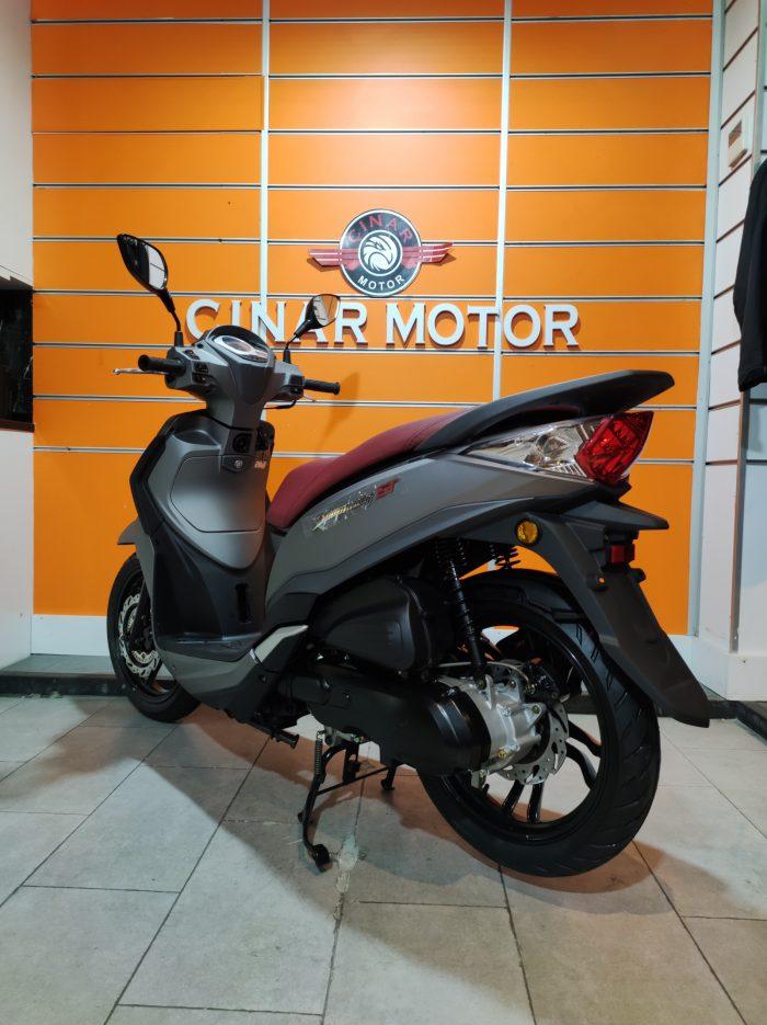 SYM Symphony ST 200i ABS 2021 Model Sıfır Kilometre Senetle Motosiklet 11