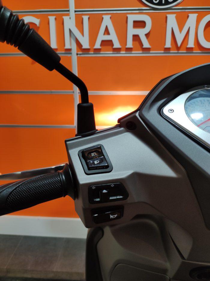 SYM Symphony ST 200i ABS 2021 Model Sıfır Kilometre Senetle Motosiklet 16