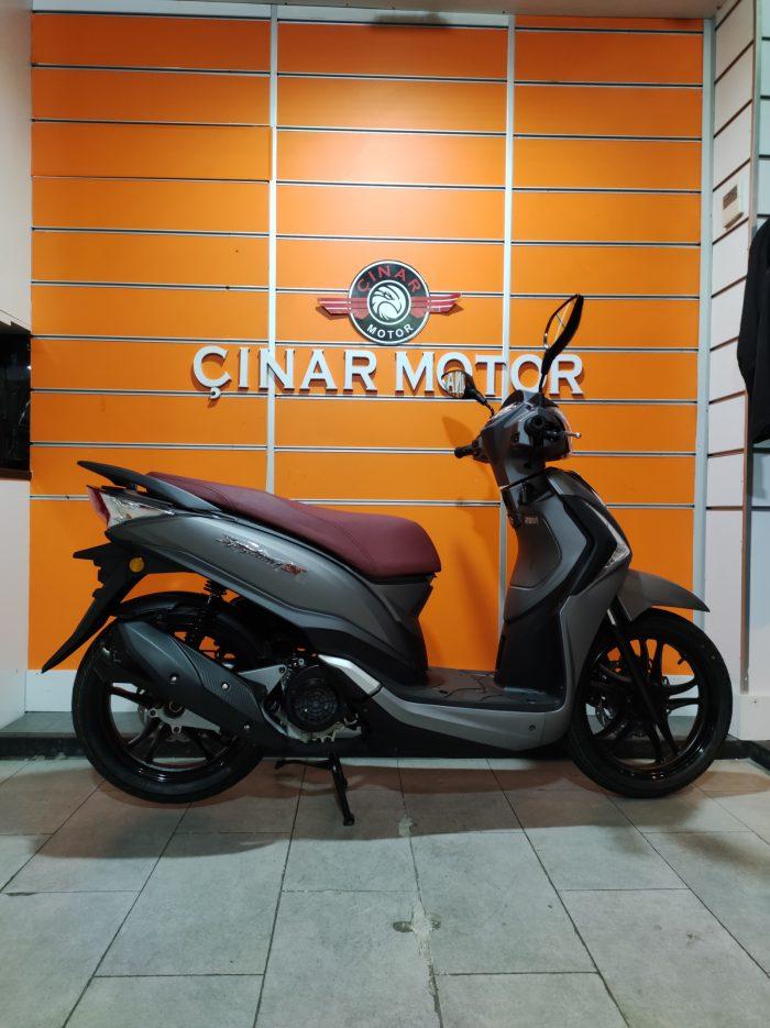 SYM Symphony ST 200i ABS 2021 Model Sıfır Kilometre Senetle Motosiklet 1