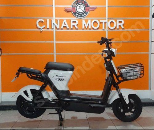 Motolux F3 Model Sıfır Kilometre 24 W Elektrikli 8