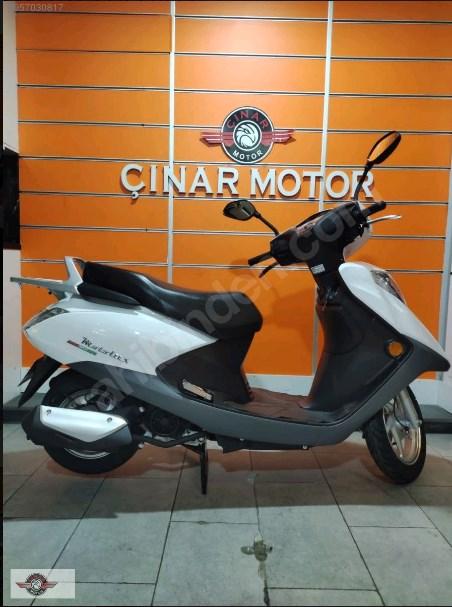 Motolux CEO 110 2021 Model Sıfır Kilometre Senetle Motosiklet 1