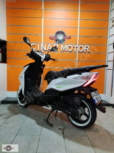 Motolux Rossi Rs 2020 Model İkinci El Senetle Motosiklet 10