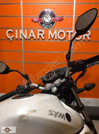 SYM Wolf SB 250 NI 2015 Model İkinci El Senetle Motosiklet 3