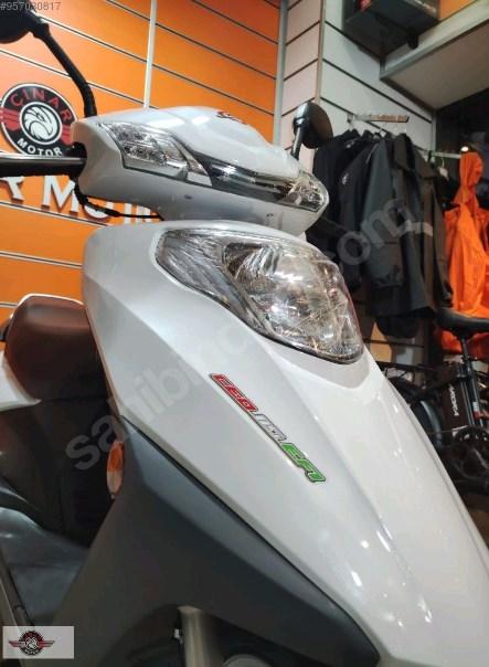 Motolux CEO 110 2021 Model Sıfır Kilometre Senetle Motosiklet 10