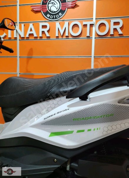 Motolux Rossi Rs 2020 Model İkinci El Senetle Motosiklet 11