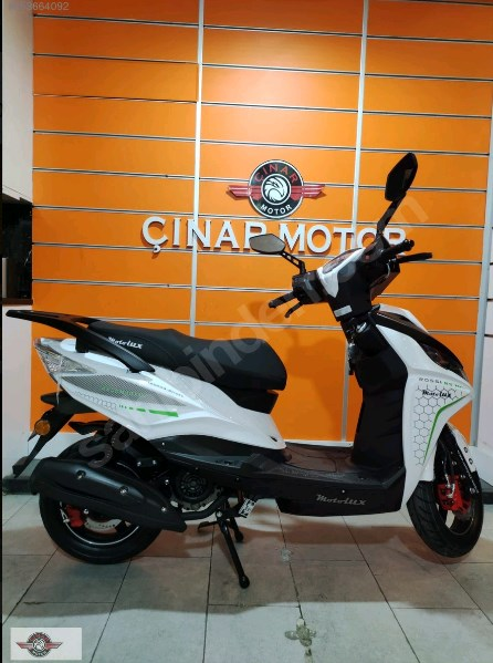 Motolux Rossi Rs 2021 Model Sıfır Kilometre Senetle Motosiklet 13