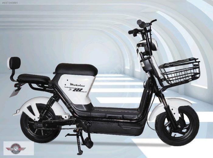 Motolux F3 Model Sıfır Kilometre 24 W Elektrikli 2