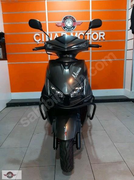 Motolux E5 2020 Model Sıfır Kilometre Senetle Motosiklet 6