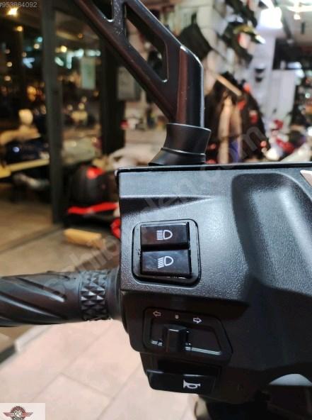 Motolux Rossi Rs 2021 Model Sıfır Kilometre Senetle Motosiklet 3